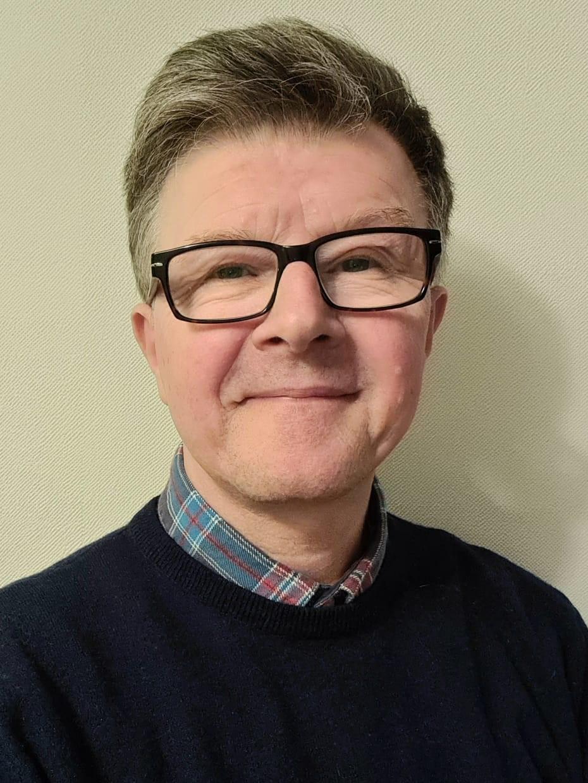Pastor Sandy McMeekin